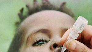 Rückkehr der Kinderlähmung