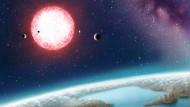 Paradiesischer Exoplanet?  Kepler-186f