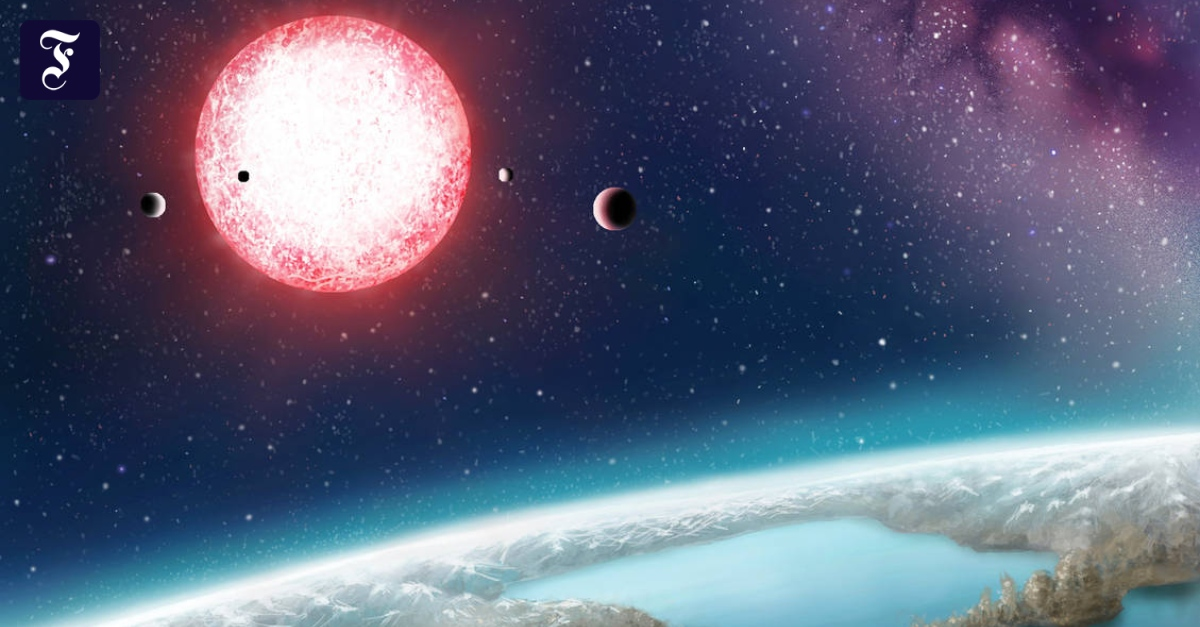 Ferne Welten: Erdgroßer Planet in bewohnbarer Zone entdeckt