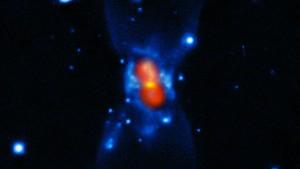 Rätselhafte Sternexplosion