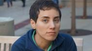 Maryam Mirzakhani, Gewinnerin der Fields-Medaille 2014.