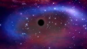 Ein allzu fettes Schwarzes Loch
