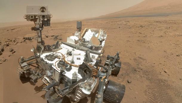 Nasa-Rover «Curiosity», Natur und Wissenschaft