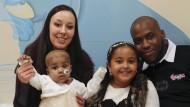 Baby Layla mit Gentechnik vom Krebs befreit