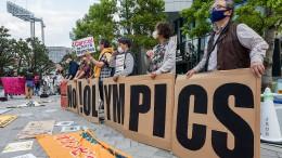 Werden die Olympischen Spiele zu einem japanischen Ischgl?