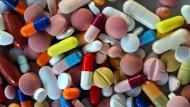 Vergesslich durch  Beruhigungsmittel?
