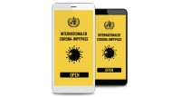 Eine App für mehr Freiheiten? So könnte der grenzüberschreitende Corona-Impfausweis künftig aussehen.