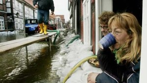 Mehr Hitzewellen und Überflutungen