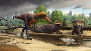 Ein T-Rex im Miniformat