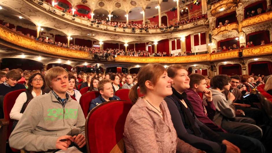 Der Geschichtswettbewerb wird schon seit 1973 ausgetragen und ist der größte historische Forschungswettbewerb Deutschlands