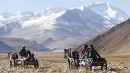 """Nomaden auf dem """"Dach der Welt"""" in Tibet"""