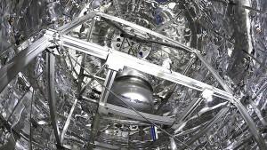 Mysteriöses Signal im Dunkle-Materie-Detektor