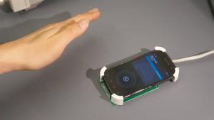 Touchscreen ade