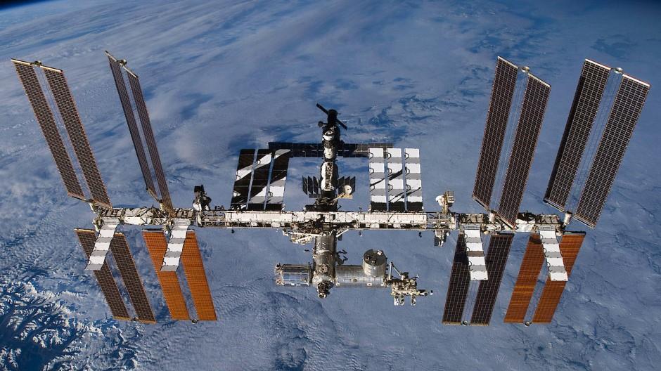 Ist die Internationale Raumstation ISS schon in drei Jahren unbewohnt?