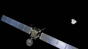 Wir bringen unser Labor zum Kometen