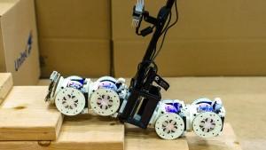Der Transformer unter den Robotern
