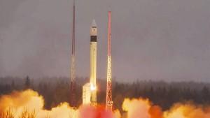 Atmosphärenwächter Sentinel-5P gestartet
