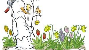 Das Gespür für Frühling