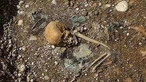 Uralte Spuren von Sklaverei in Südbayern?