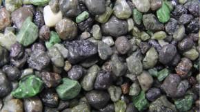 Kimberlit-Mineralien