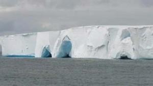 Erstmals seit 50 Jahren: Eisberge vor Neuseeland