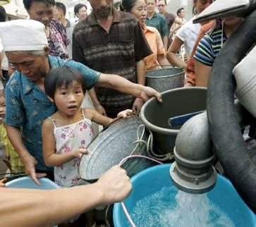 Auch ohne Klimakollaps: 3000 Kinder sterben täglich, weil Trinkwasser fehlt