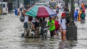 Immer mehr Menschen von Hochwasserfluten bedroht
