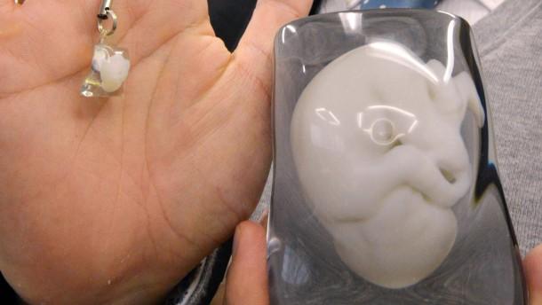 Fötus 3D-Drucker: Natur und Wissenschaft, Glosse