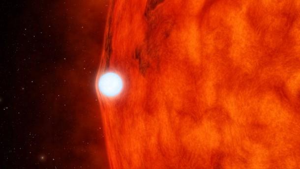 Doppelsternsystem KOI-256