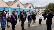 """Das Ideal """"vivre ensemble"""": Eine bestimmte Idee des Zusammenlebens in Frankreich"""