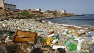 Inventur des schwimmenden Plastikmülls