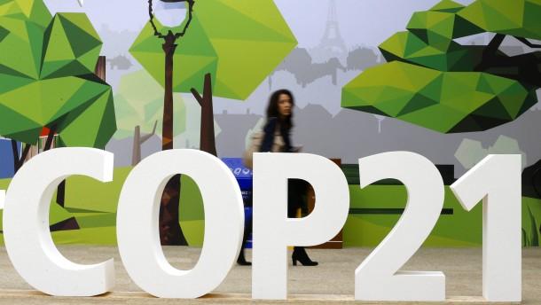 Der Pariser Klimasprech