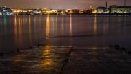 Künstliches Licht stört kleine Meerestiere