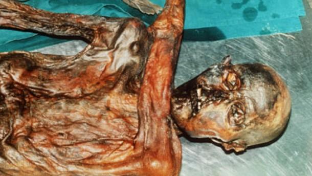 Wo Ötzis Wiege stand