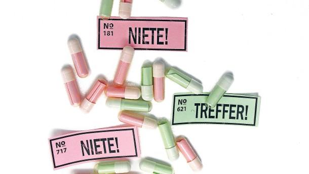 Lebensrettende Medikamente im Lostopf