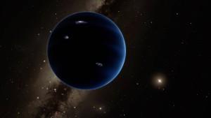 Der neunte Planet gewinnt an Kontur