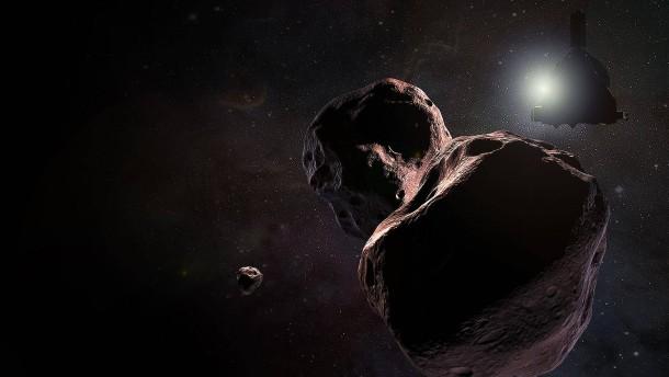 Jenseits von Pluto