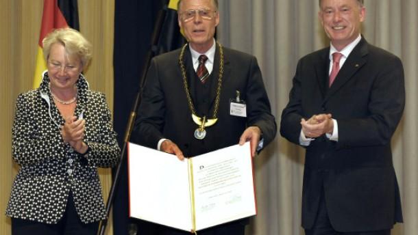 Deutschland hat seine Nationale Akademie der Wissenschaften