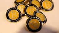 Bitcoins ist die Währung in der virtuellen Welt.
