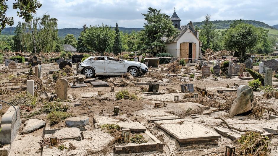 Friedhof am Ahrtor, in Bad Neuenahr-Ahrweiler