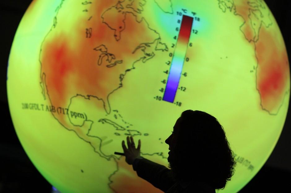 Wie den heißlaufenden Planeten vor einer weiteren beschleunigten Erwärmung schützen?