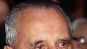 Nobelpreisträger Ernst Otto Fisch gestorben
