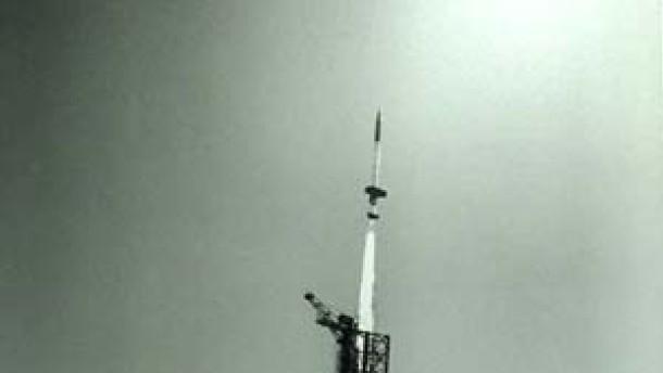 Das Ende einer Nostalgie-Rakete