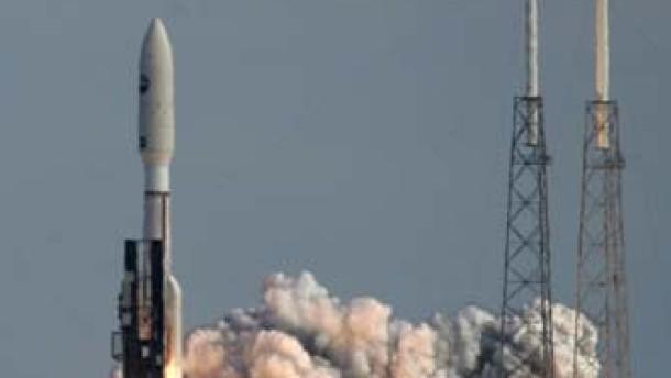 "Sonde ""New Horizons"" auf dem Weg zum Pluto"