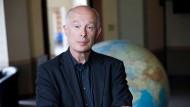 Hans Joachim Schellnhuber - Der deutsche Klimaforscher stellt sich in Potsdam den Fragen von Joachim Müller-Jung