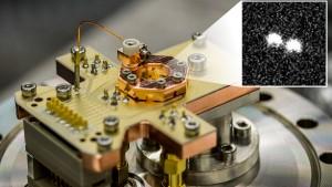 Wettlauf um den Quantencomputer Made in Germany