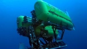 Tauchboot Nereus wurde in der Tiefe zerquetscht