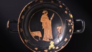 Sie feierten wie die alten Griechen