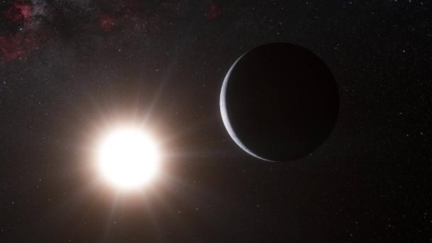 Exoplanet: Natur und Wissenschaft, Weltraum