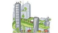 """Grünes Manhattan: Im """"High Line Park"""" wurde ein 2,33 Kilometer langes Stück einer stillgelegten Hochbahn bepflanzt."""